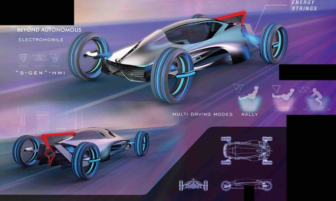 Car Design News Magna Bold Perspective China S-Gen main image