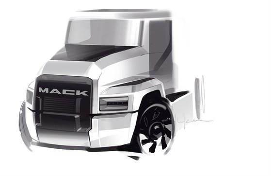Mack trucks image 1