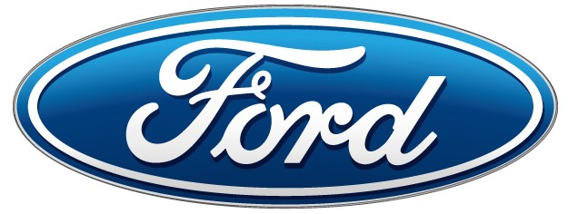 Ford logo simple
