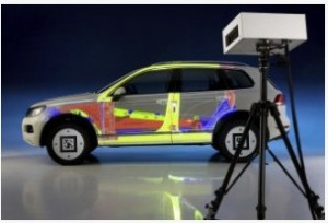 VW's augmented reality