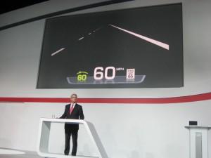 Audi CEO Rupert Stadler addresses CES