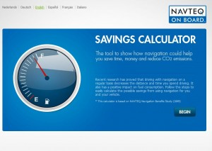 navteq savings calculator