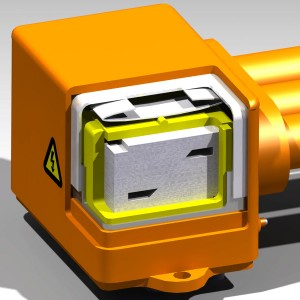 alu power plug TUM.automotiveIT