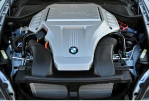 bmw active hybrid x6 engine.automotiveIT