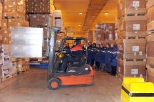 logistics blg cold storage.automotiveIT