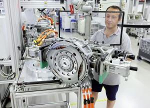 bosch electric motor.automotiveIT