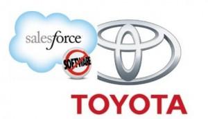 toyota salesforce.automotiveIT