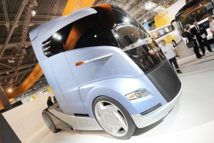 MAN truck concept.automotiveIT