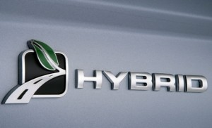 ford hybrid logo.automotiveIT