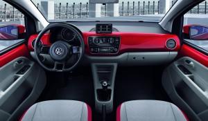 vw up interior.automotiveIT