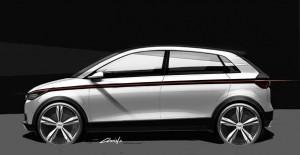 Audi A2 concept.automotiveIT