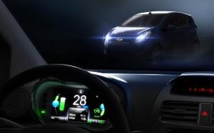 Chevrolet Spark EV.automotiveIT