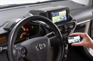 toyota smartphone.automotiveIT