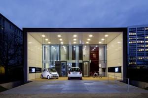 Daimler efficient house.automotiveIT