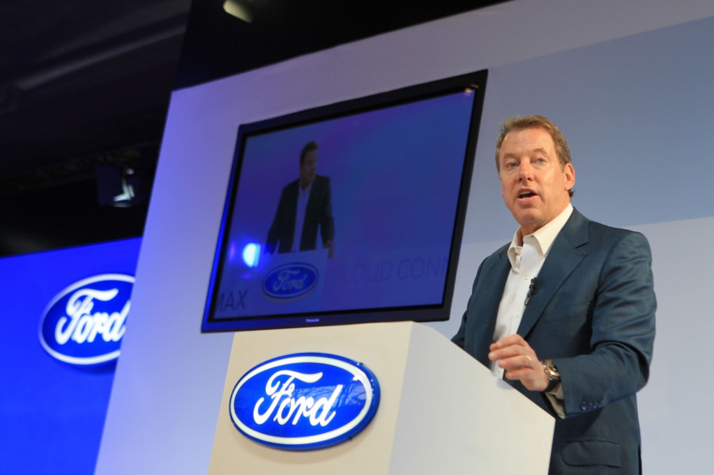 bill ford world mobile.automotiveIT