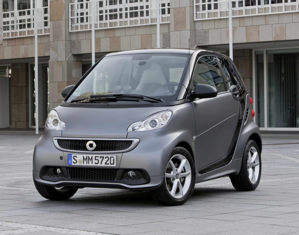 smart fortwo.automotiveIT
