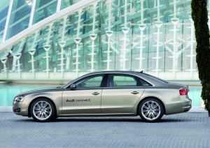 Audi A8 LTE.automotiveIT