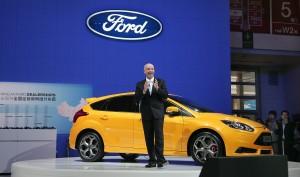 Ford at 2012 Auto China