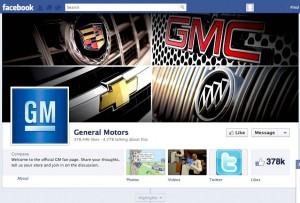 gm facebook.automotiveIT