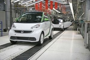 smart electric drive.automotiveIT
