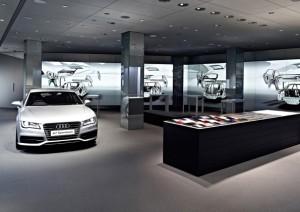 Audi virtual showroom.automotiveIT