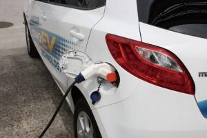demio ev charging.automotiveIT