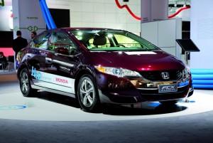 Honda fcx clarity.automotiveIT
