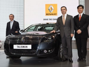 renault talisman ghosn.automotiveIT