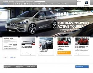 bmw web site 2012.automotiveIT