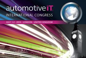 automotiveIT Congress London