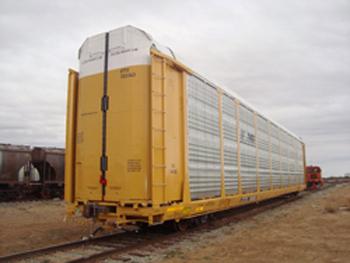 Trinity US railcar wagon