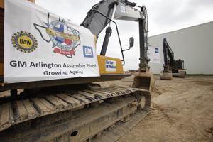 GM Arlington Stamping Expansion