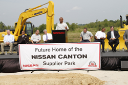 Jeffrey Webster, Director of Human Resources, Nissan