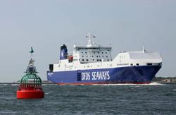 ro-ro ferry