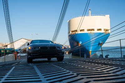 BMW maputo