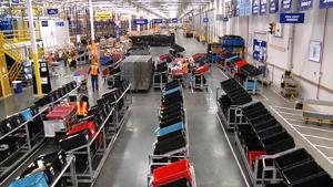 GM warehouse, Denver