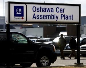 oshawa-ontario-canada-plant