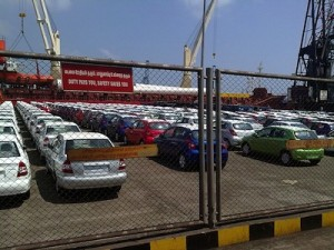 Hyundai_Cars_at_Chennai_port