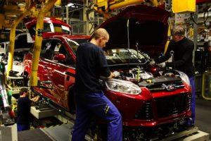 Ford Focus, Saarlouis