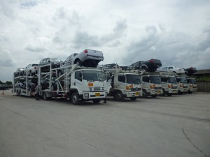 NYK Auto Logistics(Thailand) Co.,Ltd. Trailer Fleet