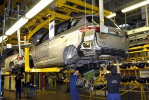 C-MAX production at Valencia plant