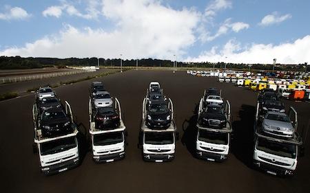 Groupe Cat vehicles