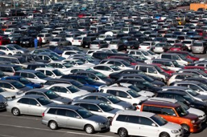 Ukraine car markert will fall in 2014
