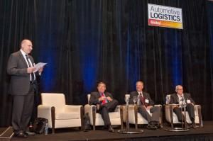 Automotive Logistics Global 2014 - 2020 Vision panel