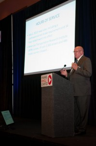 Bob Farrell, executive director, automotive carriers conference, American Trucking Associations (ATA)