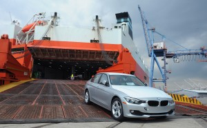 BMW Vehicle Distribution Center Port Of Baltimore