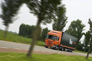 Vos Logistics truck