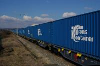 Gefco Psa train France to Russia 2
