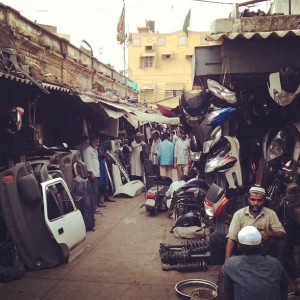 India spare parts market car parts