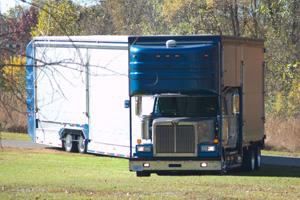 PMTG fleet truck